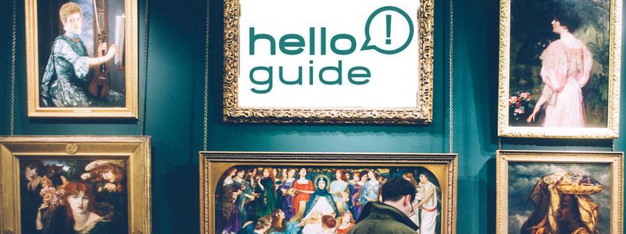 Hello Guide will nichts geringeres als Städte smarter machen. Wir haben mit dem Start-up gesprochen