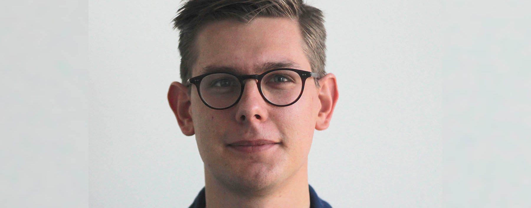 Nimmt am 28. Februar an unserem Panel auf der Social Media Week Hamburg teil: Johannes Klingebiel.