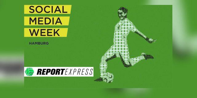 """Am 2. März sind ReportExpress zu Gast auf der Social Media Week Hamburg und treffen im Deep Dive Workshop """"Artificial Storytelling – Wie Künstliche Intelligenz Inhalte verändert"""" auf die Kollegen von Retresco."""