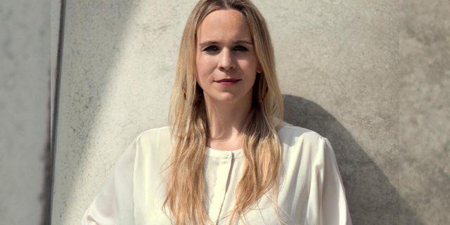Gründerin und Geschäftsführerin von THE DISTRIQT: Charlotte Richter-Kiewning