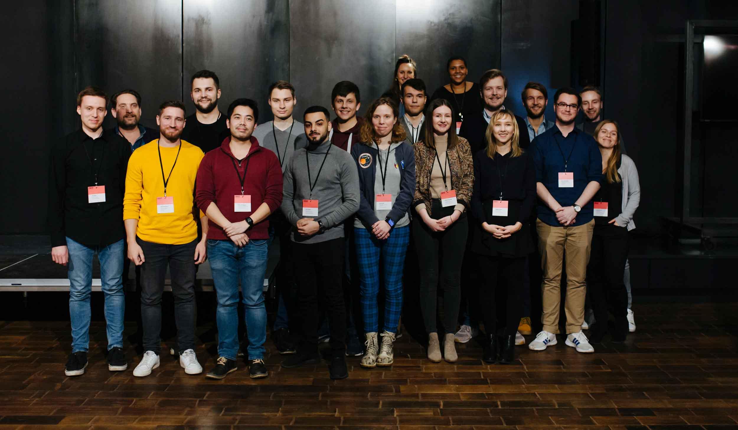 Projektteams und Mentoren des Prototyping Lab 2019