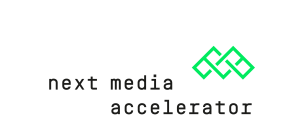 next media accelerator logo