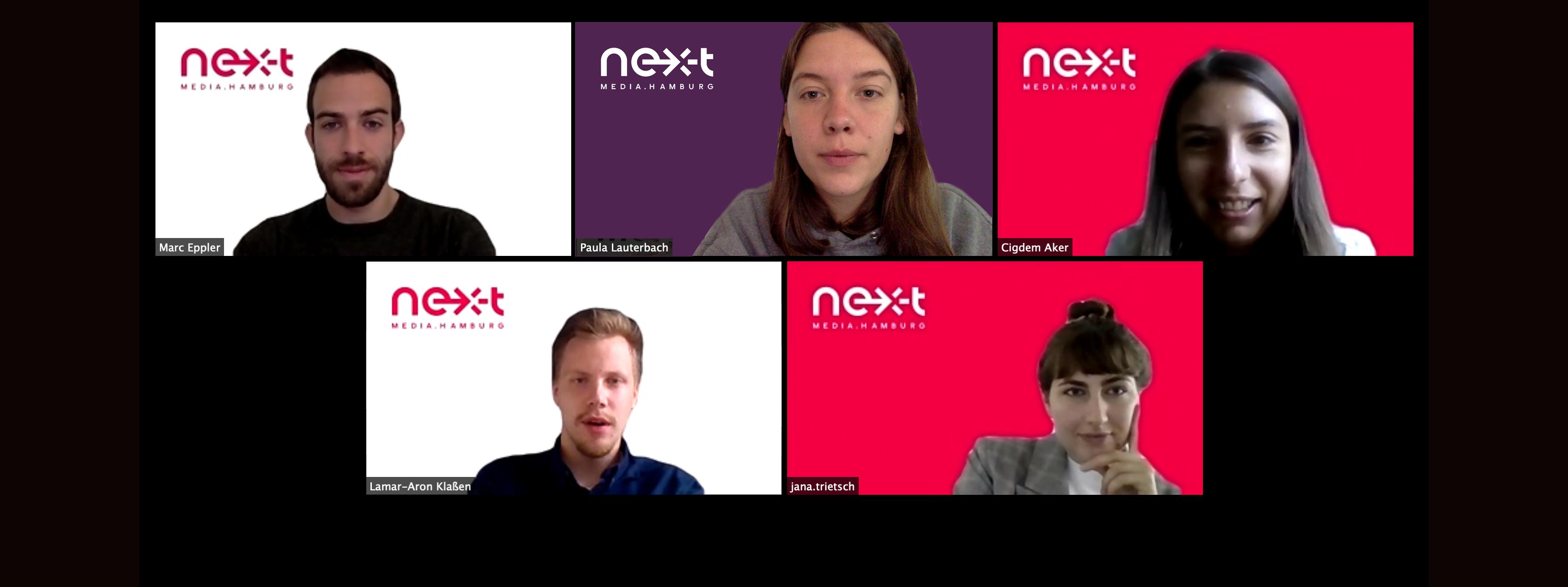 nextMedia.Hamburg - das Tema