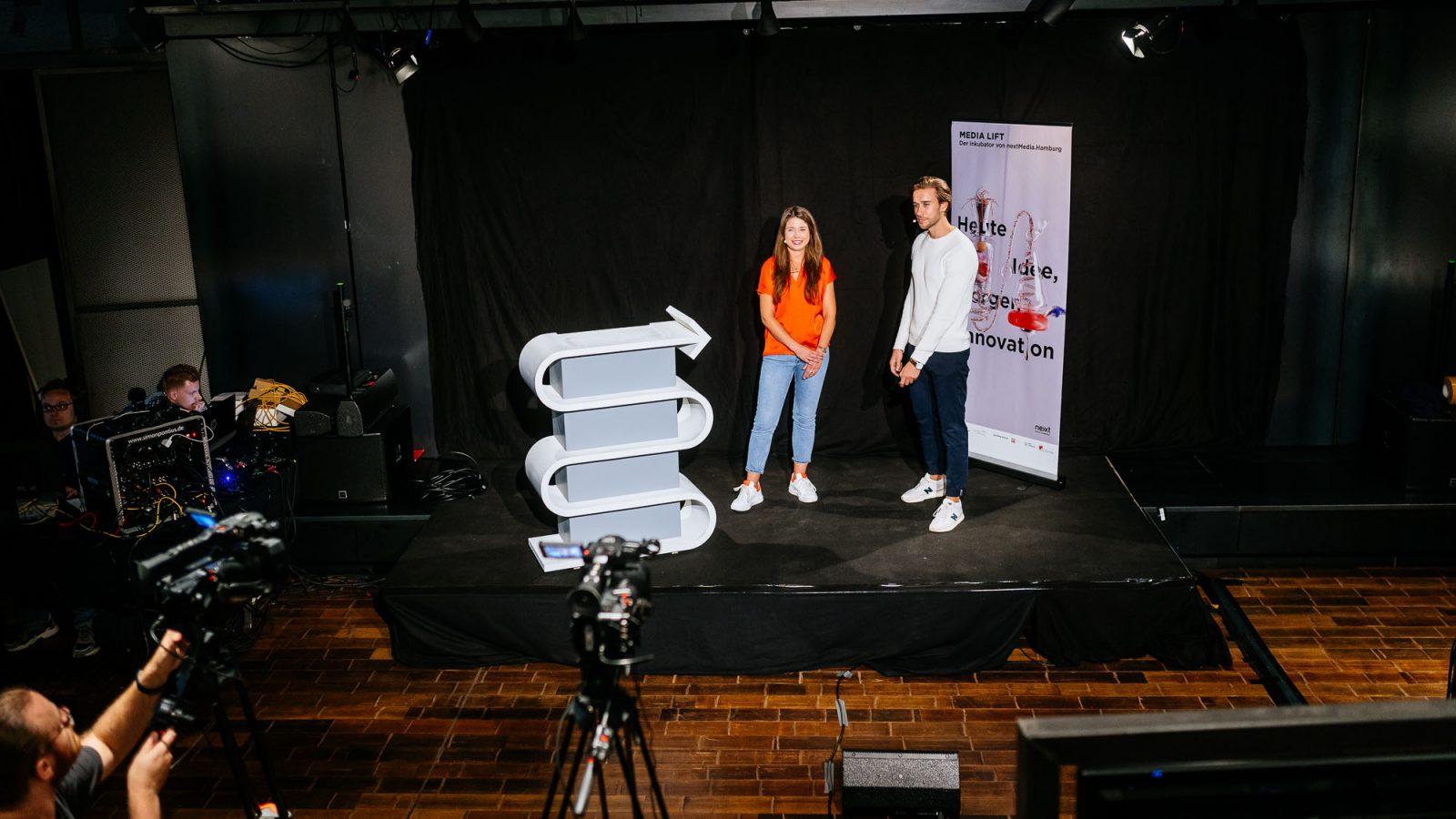 Im Rahmen von MEDIA LIFT übersetzte ChefTreff sein analoges Event-Konzept ins Digitale.