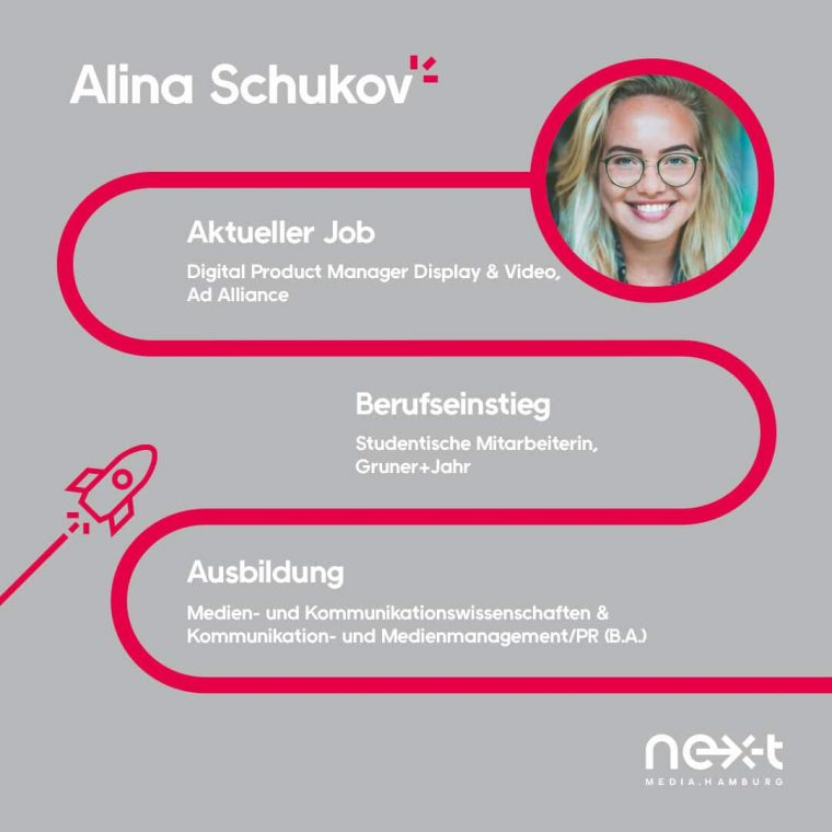 Alina Schukov ist Digital Product Manager Display & Video bei Ad Alliance