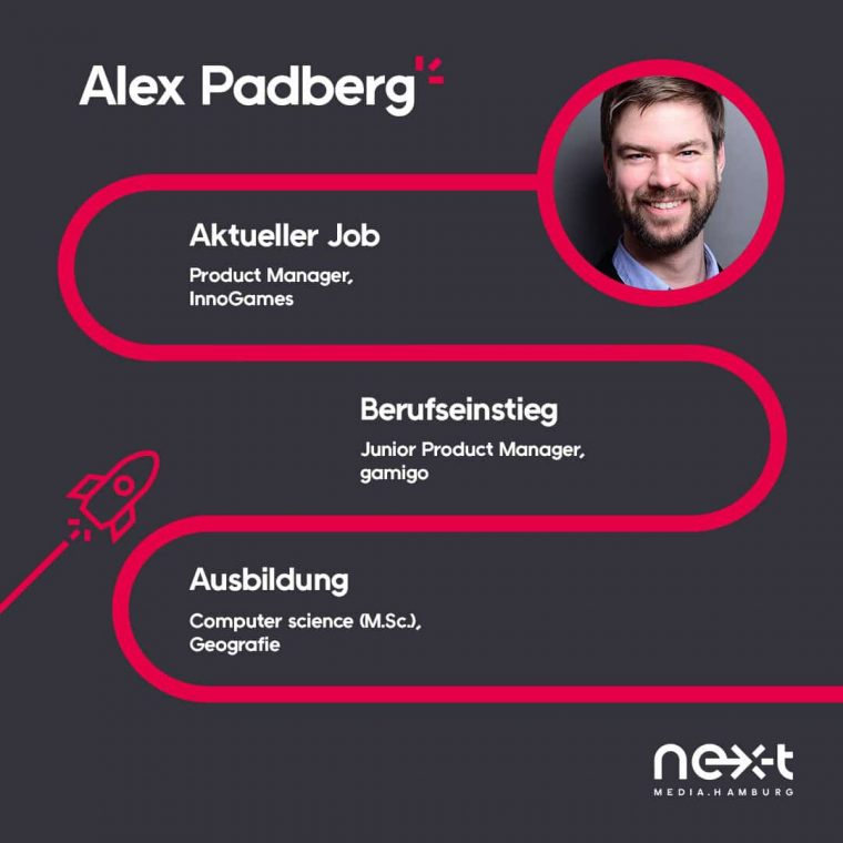 Alex Padberg ist Product Manager bei Innogames