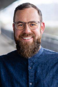 Porträt von Bastian Springer