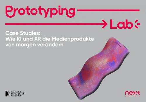 nextMedia.Hamburg Prototyping Lab Case Studies