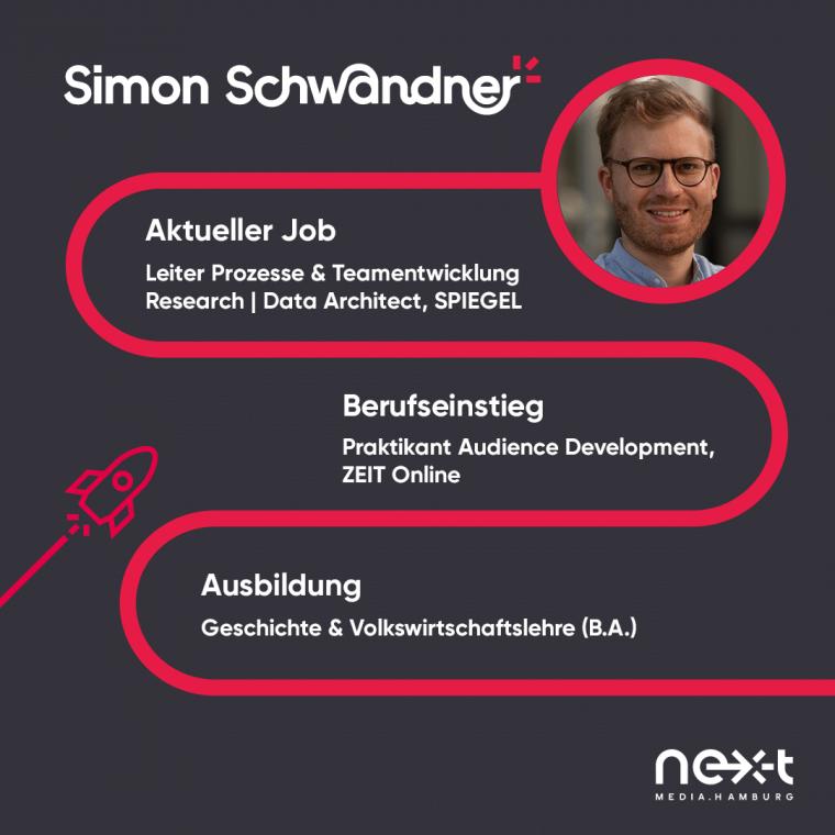 Karrieretipps von Simon Schwandner