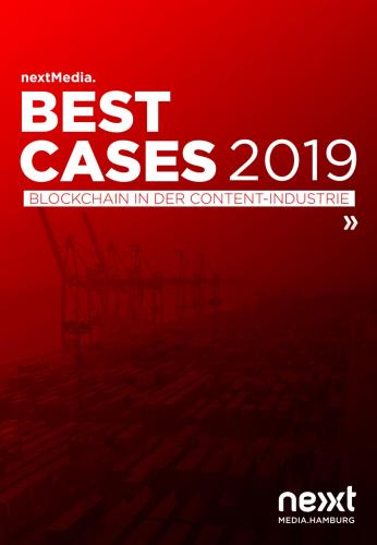 nextMedia.BestCase - Blockchain in der Content-Industrie